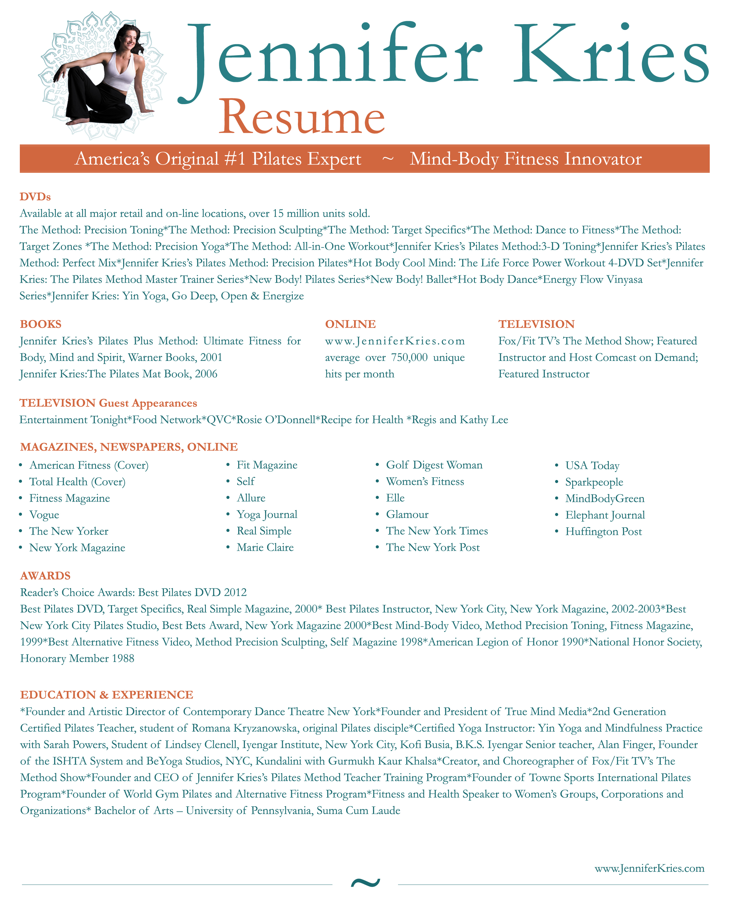 pilates instructor resume Oylekalakaarico