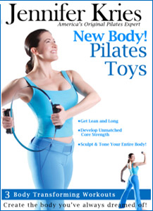 """New Body! Pilates: Pilates Toys"" Available Now!"