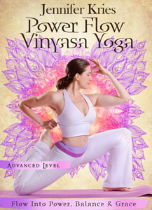 """Powerflow Vinyasa"" Available Now!"